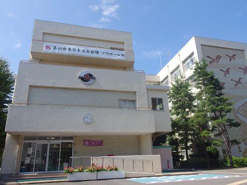 県立川越初雁高等学校