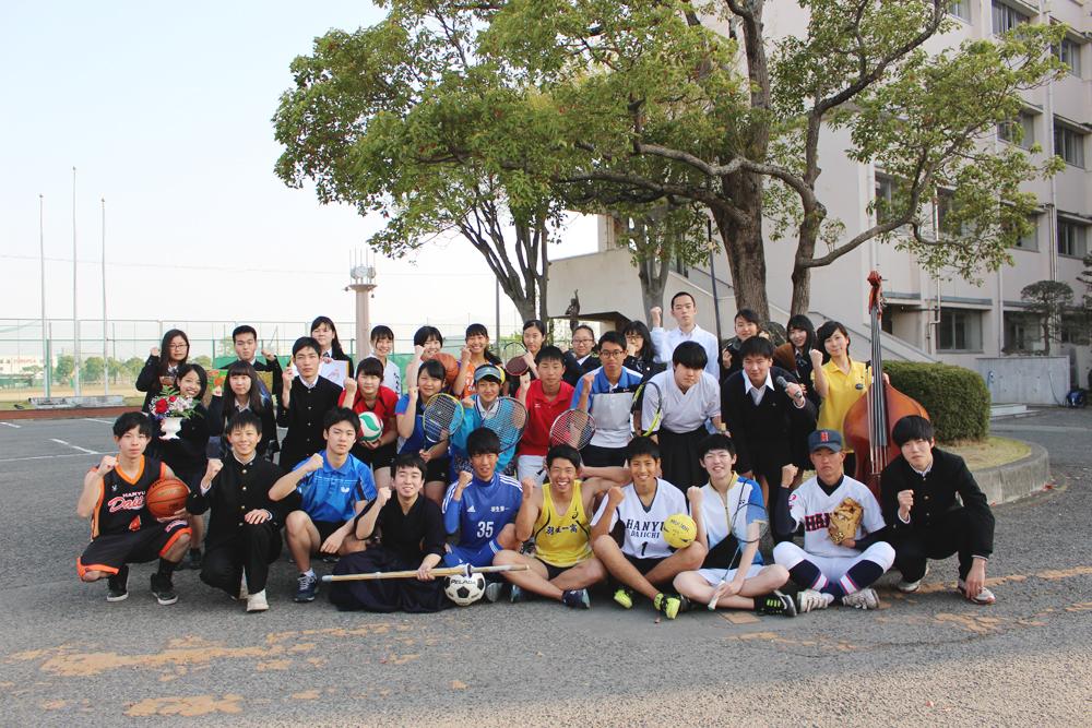 県立羽生第一高等学校ギャラリー